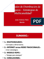 Avance_Los Canales de Distribucion de Los Seguros_Juan Antonio Pinto
