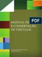 manual conservação veiculos
