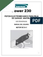 m Erik Power 230