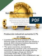 Notas económicas de México.pptx