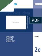 Daikin (BACNET) Technical Data Book