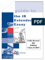 ISL EE Guide Class of 2015