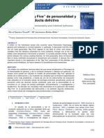 Dialnet-ElModeloBigFiveDePersonalidadYConductaDelictiva-4396452