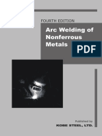 Nonferrous_4Ed-Arc Welding of Nonferrous Metals