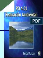 Evaluacion Ambiental - Banco Mundial