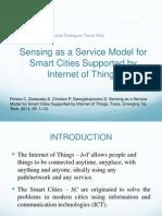Slide Artigo Sensing