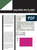 Galeria en Flash