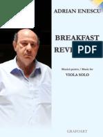 Adrian Enescu - Breakfast & Reversibil