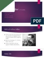 Arthur Miller (1915-2005) (1)