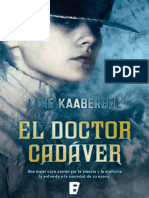 El Doctor Cadaver - Lene Kaaberbol