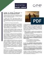Flash Informativo - Laboral (Outubro de 2013)