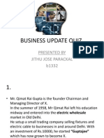 Business Updates Ppt (5)