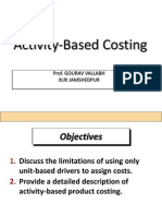 10. Activity Based Costing