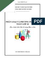 [VNMATH.com]-Phan Loai Va Phuong Phap Giai Toan 10_THPT Nguyen Van Troi
