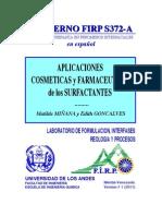 APLICACIONES Cosmeticas de Los Surfactantes