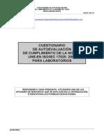 Norma Evaluacion 17025