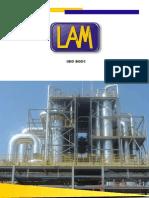 Regulamento Lam - Atual 30-07-13