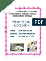 glosario patolog veterinaria