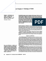 10 Life Expectancy Tetralogy of Fallot