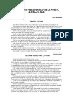 La Pas Prin Reeducarile de La Pitesti Gherla Si Aiud - Ioan Muntean