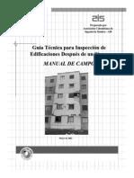 guía técnica para inspección de edificaciones después de un sismo