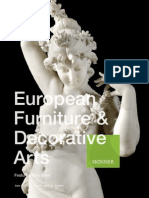 European Furniture & Decorative Arts Featuring Fine Silver and Souvenirs of the Grand Tour | Skinner Auction 2715B