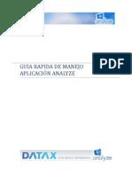 Guia Rapida Analyze