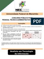 ANALISTA DE TECNOLOGIA DA INFORMAÇÃO FEV_2009