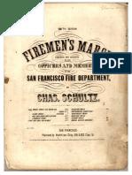 C. Schultz Fire March