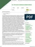 Guia Verde - Información y Clasificados de Medicina Natural