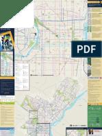 2013 Philadelphia Bike Map