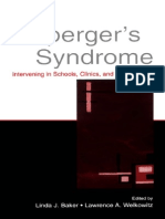 Linda Baker & Lawrence Velkovitz - Asperger's Syndrome - Intervening in Schools, Clinics, And Communities