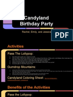 candyland party 1