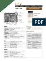 PCM 9550F Prospect