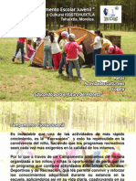 Campamento IEDIS 2007