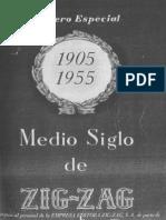 Medio siglo de Zig - Zag 1905 - 1955, número especial