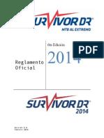 SDR Reglamento 2014