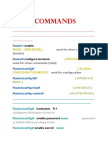 Ccna Commands