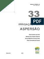 33 Irrigacao Por Aspersao