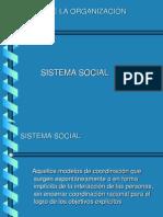 Unidad II b - Sistema Social[1]