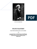Piano Lessons From History\'s Masters