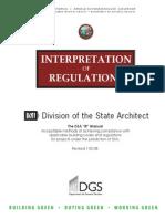 DSA CODE IR Manual Updated 01-02-08