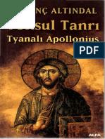 Aytunc Altındal - Yoksul Tanrı Apollonius