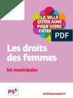 Droits des femmes & Municipales