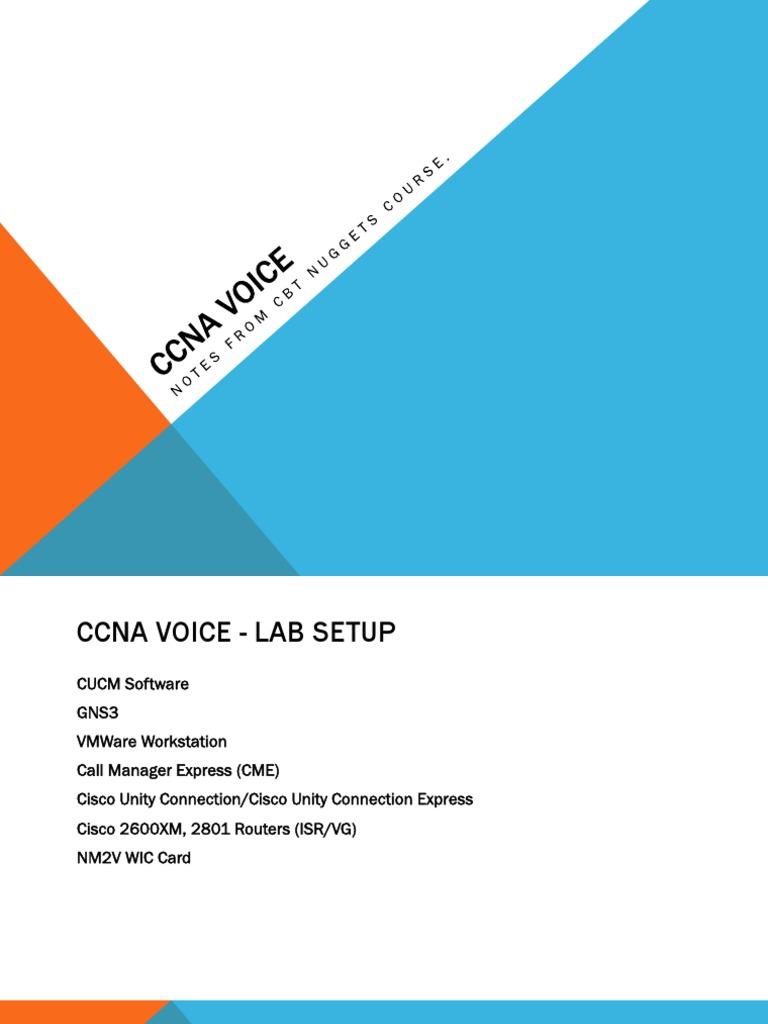 Ccna Voice | Voice Over Ip | Ip Address