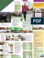 Programme Schilick Ecologie - mars 2014 - 3ème volet  - le Projet Phare