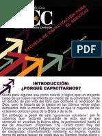 PRESENTACIÓN - MÓDULOS DE CAPACITACIÓN