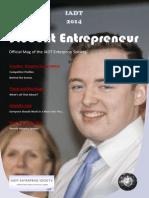 IADT Student Entrepreneur 2014
