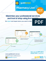 Pharmacy Daily for Fri 14 Mar 2014 - Supermarkets out, GuildSmart, HMRs, POTY winners and much more