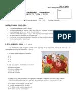 Evaluacion Fray Perico y Su Borrico
